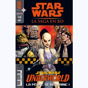 Star Wars - La Saga en BD : n° 26, Underworld