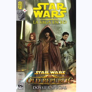 Star Wars - La Saga en BD : n° 33, The Old Republic