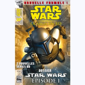 Star Wars - La Saga en BD : n° 35B, Dossier : Star Wars Episode 1