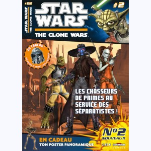 Star Wars - The Clone Wars : n° 2