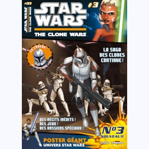 Star Wars - The Clone Wars : n° 3