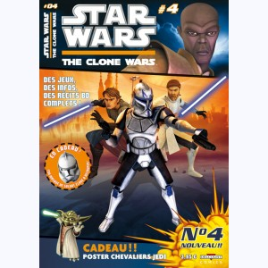 Star Wars - The Clone Wars : n° 4