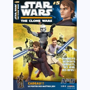 Star Wars - The Clone Wars : n° 5