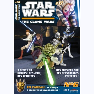 Star Wars - The Clone Wars : n° 6