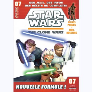 Star Wars - The Clone Wars : n° 7