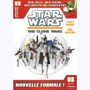 Star Wars - The Clone Wars : n° 8