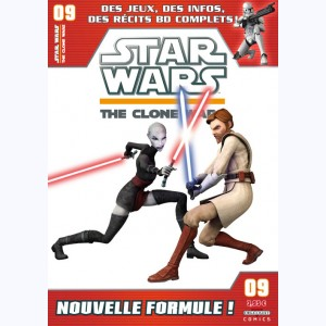 Star Wars - The Clone Wars : n° 9
