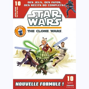 Star Wars - The Clone Wars : n° 10