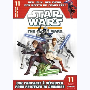 Star Wars - The Clone Wars : n° 11