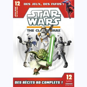 Star Wars - The Clone Wars : n° 12