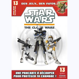 Star Wars - The Clone Wars : n° 13
