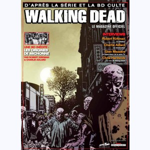 Walking Dead magazine : n° 1B