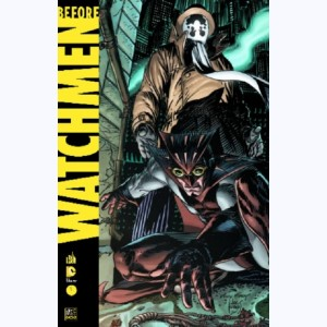 Before Watchmen : n° 2A