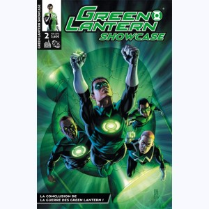 Green Lantern Showcase : n° 2