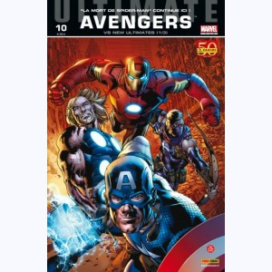 Ultimate Avengers : n° 10, Avengers vs New Ultimates