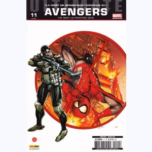 Ultimate Avengers : n° 11, Avengers vs New Ultimates