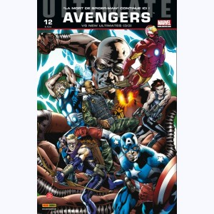 Ultimate Avengers : n° 12, Avengers vs New Ultimates