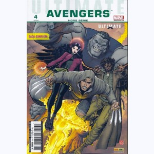 Ultimate Avengers Hors-série : n° 4, Ultimate X