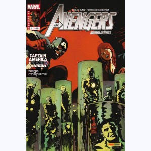 Avengers Hors-Série : n° 2, Captain America & Black Widow : bienvenue dans le Multivers