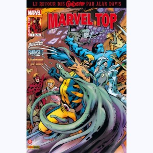 Marvel Top (2ème Série) : n° 9, Un touriste en enfer