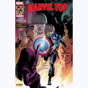 Marvel Top (2ème Série) : n° 11, Captain America : forever allies -Panique à Hollywood
