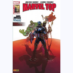 Marvel Top (2ème Série) : n° 12, Marvel universe vs. The avengers