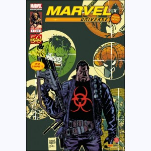 Marvel Universe Hors Série : n° 9, Marvel Universe vs. The Punisher