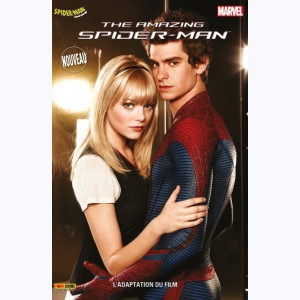 Spider-Man Universe Hors-Série : n° 1, The Amazing Spider-Man: l'adaptation du film