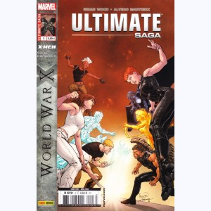 Ultimate Saga : n° 3, World War X