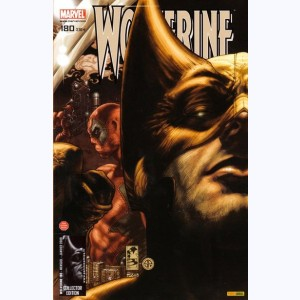 Wolverine : n° 180, Cyble : Mystique! (2)