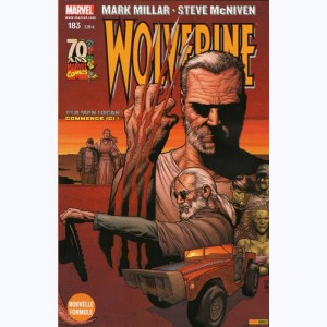Wolverine : n° 183, Old Man Logan (1/8)