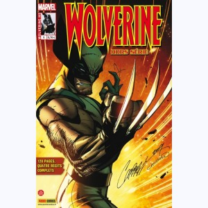 Wolverine Hors-série : n° 5, Sushi