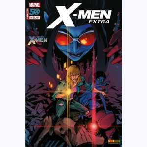 X-Men Extra : n° 98, X-trem X-Men : Les broods sont là
