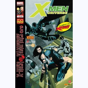 X-Men Universe (2ème Série) : n° 6, La malédiction des Mutants (3/5)