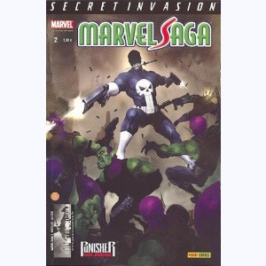 Marvel Saga : n° 2, Secret invasion