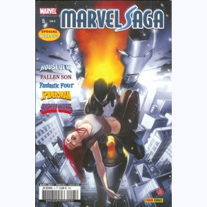Marvel Saga : n° 5, Spécial what if ?
