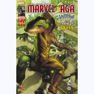 Marvel Saga : n° 10, Punition
