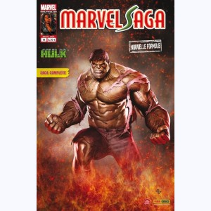 Marvel Saga : n° 14, Cœur de Monstre