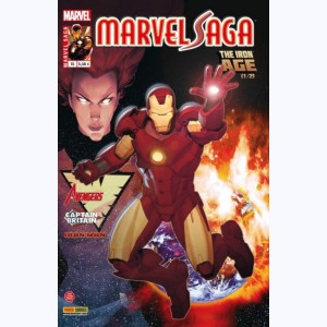 Marvel Saga : n° 15, The Iron Age 1/2