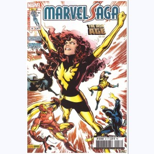 Marvel Saga : n° 16, The Iron Age 2/2