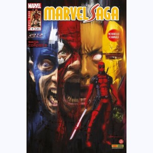 Marvel Saga : n° 18, Deadpool massacre Marvel