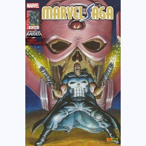 Marvel Saga : n° 19, Le punisher de l'espace