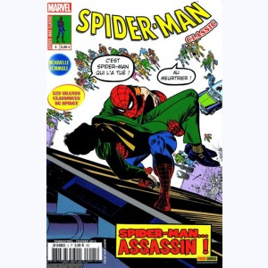 Spider-Man Classic : n° 5, Spider-Man...assassin!