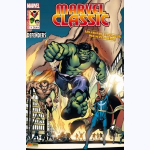 Marvel Classic : n° 8, The Defenders