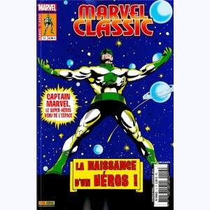 Marvel Classic : n° 13, La venue de Captain Marvel !
