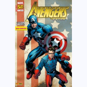 Avengers Extra : n° 6, Patriote