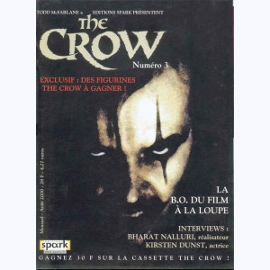 The Crow (3ème Série) : n° 3