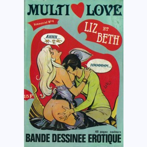 Multi Love : n° 4, Liz et Beth