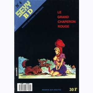 Sexy BD : n° 4, Le Grand Chaperon Rouge