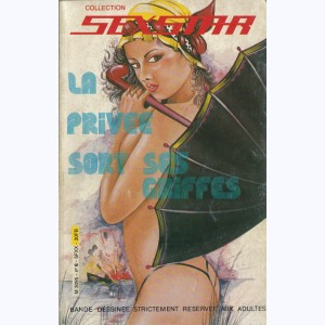 Collection Sexstar : n° 6, La Privée sort ses griffes